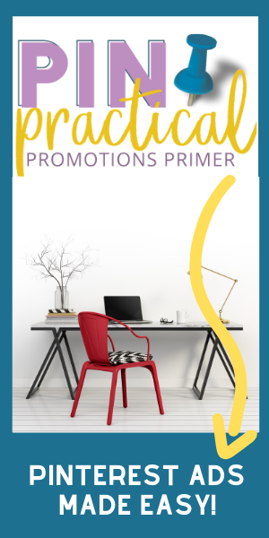 pin practical promotions primer ad