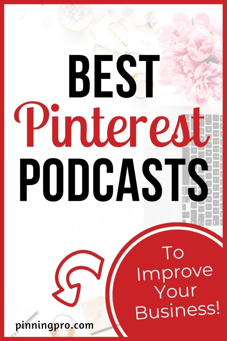 Best Pinterest Podcasts