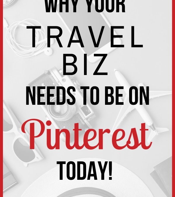 Using Pinterest for Travel Bloggers and Businesses