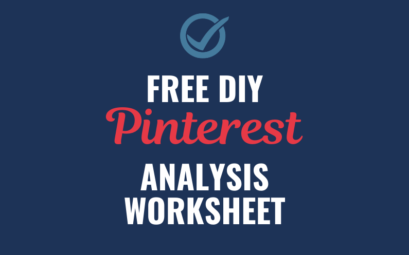 DIY Pinterest Analysis
