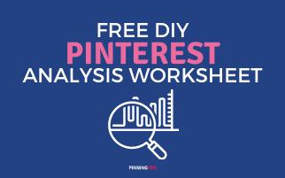 DIY Pinterest Analysis