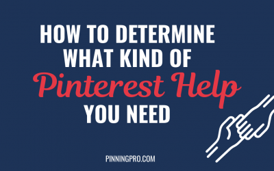 Pinterest Manager: How to Determine What Type of Help You Need